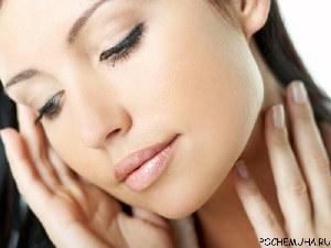 Прыщи на лице причины лечение